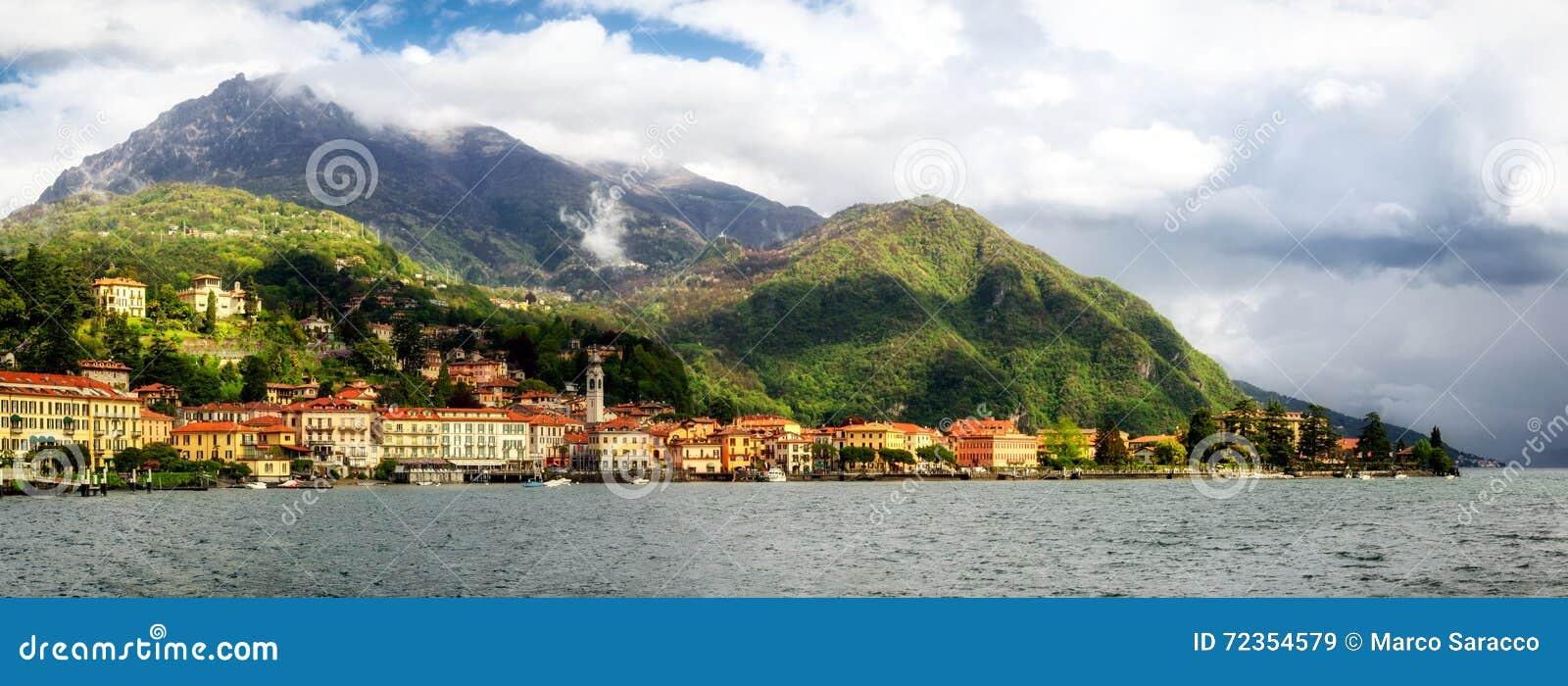 Lago二科莫(科莫湖)梅纳焦高定义