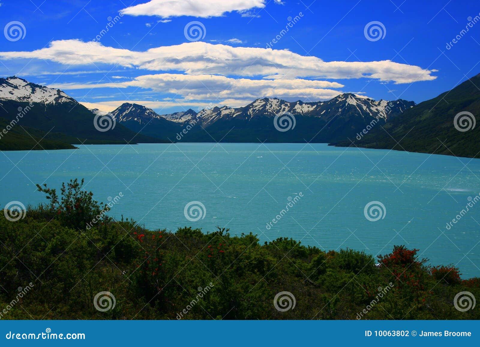 Lago Argentino, Argentina