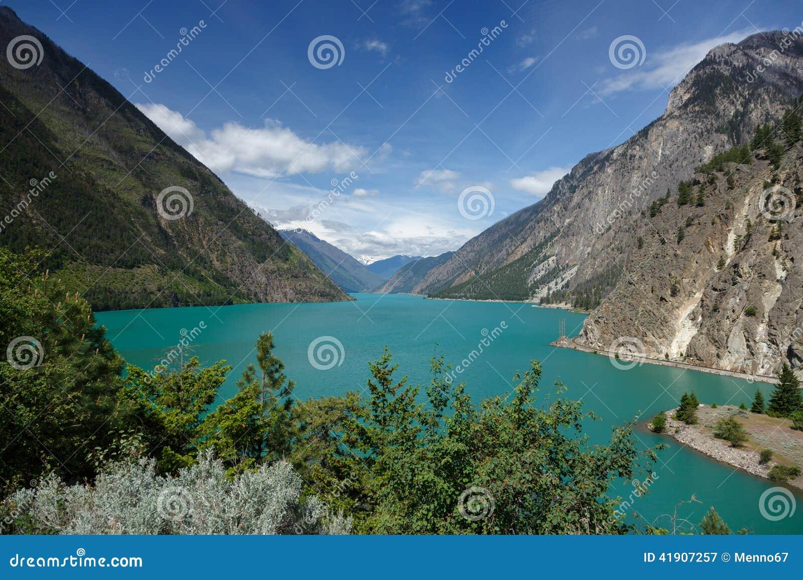 Lago Canadá Duffey