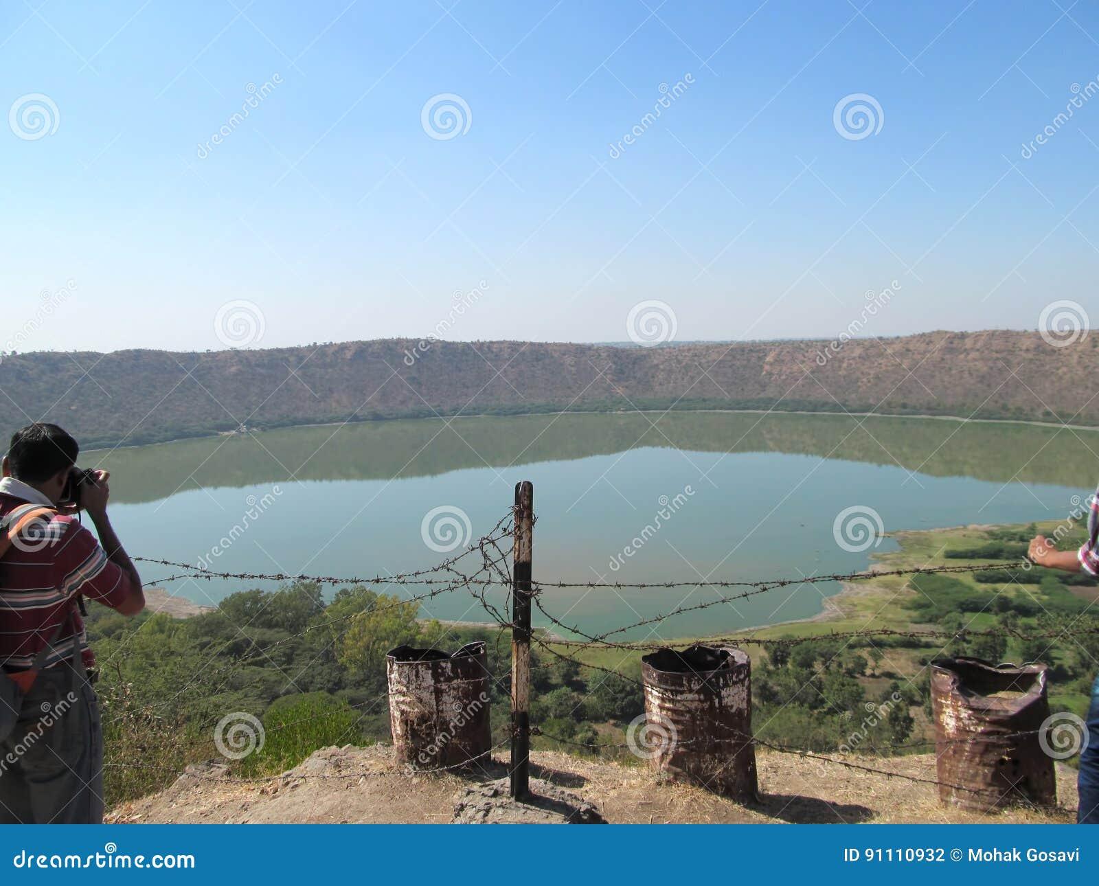 Lago del cratere di Lonar