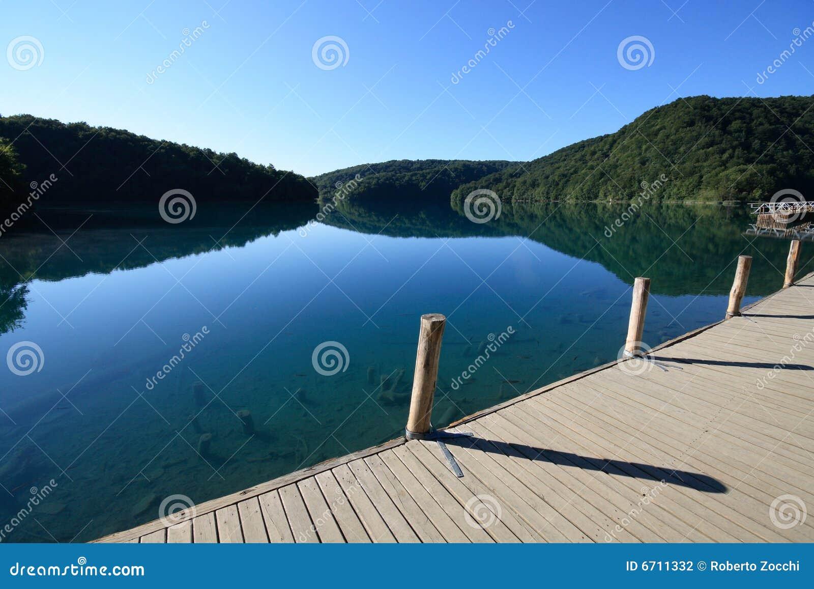 Lago del plitvice - Croazia