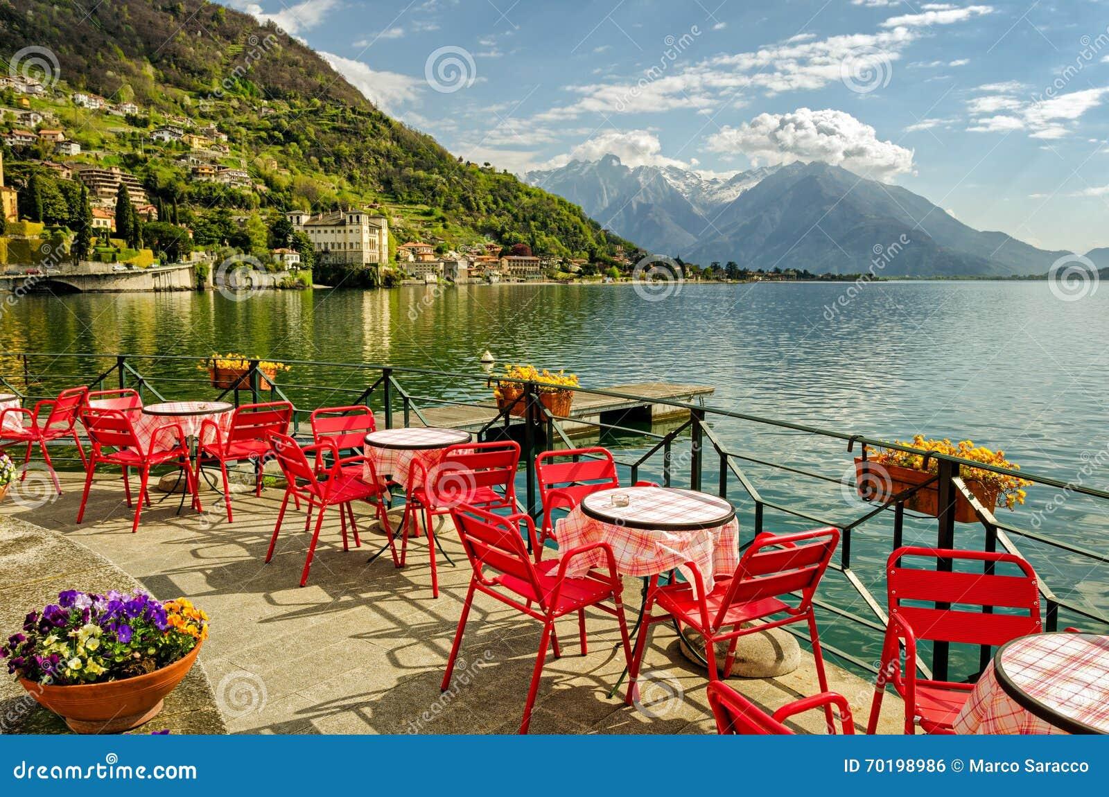 Lago di Como (nordliga Italien)