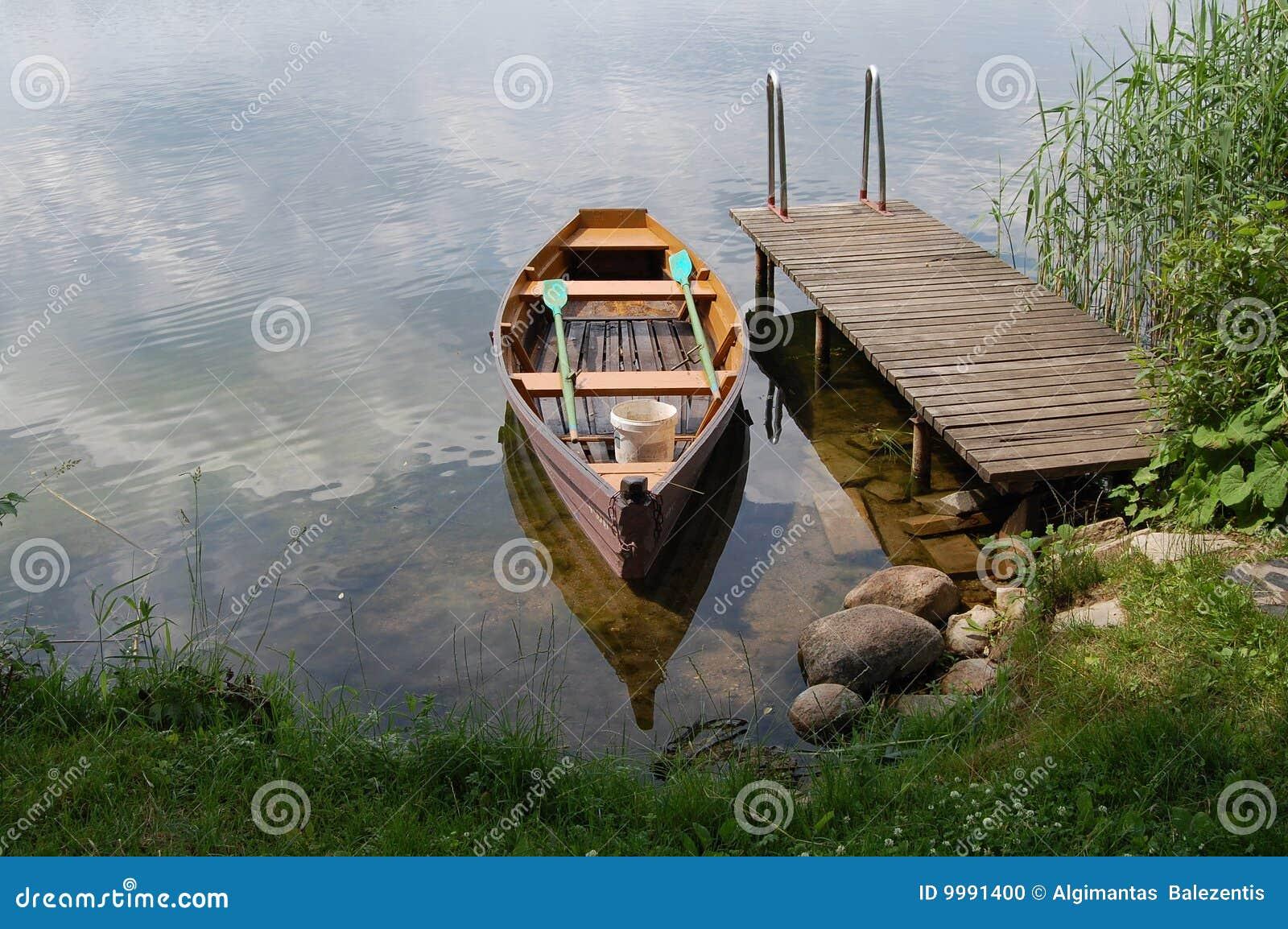 Lago e ponticello