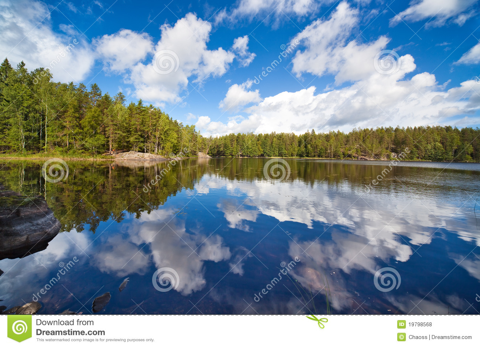 Lago finland