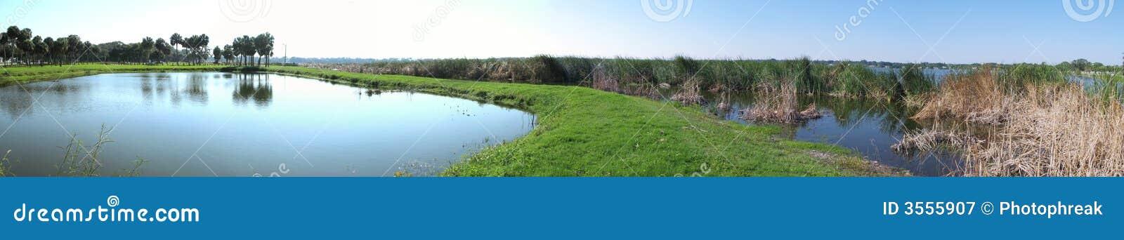 Lago florida panoramico