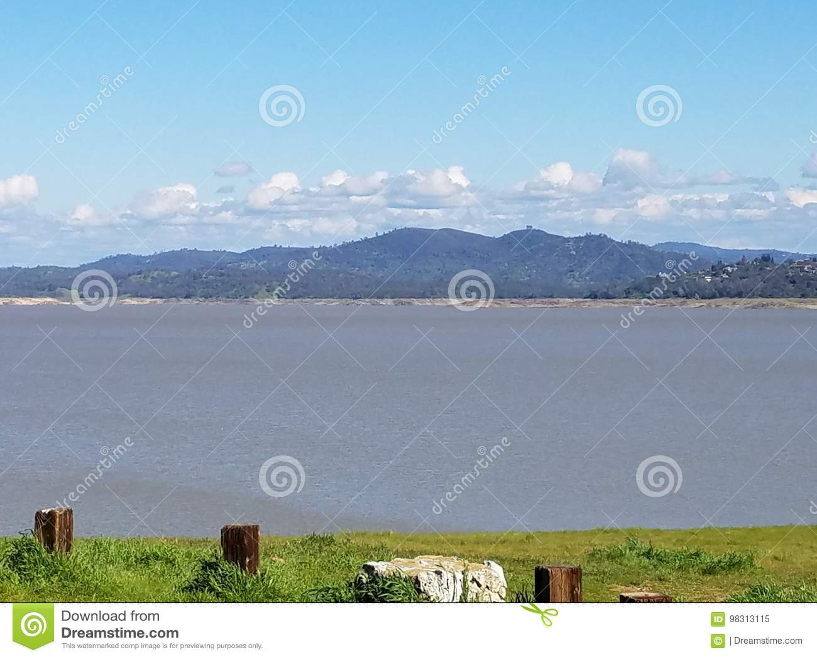 Lago Folsom