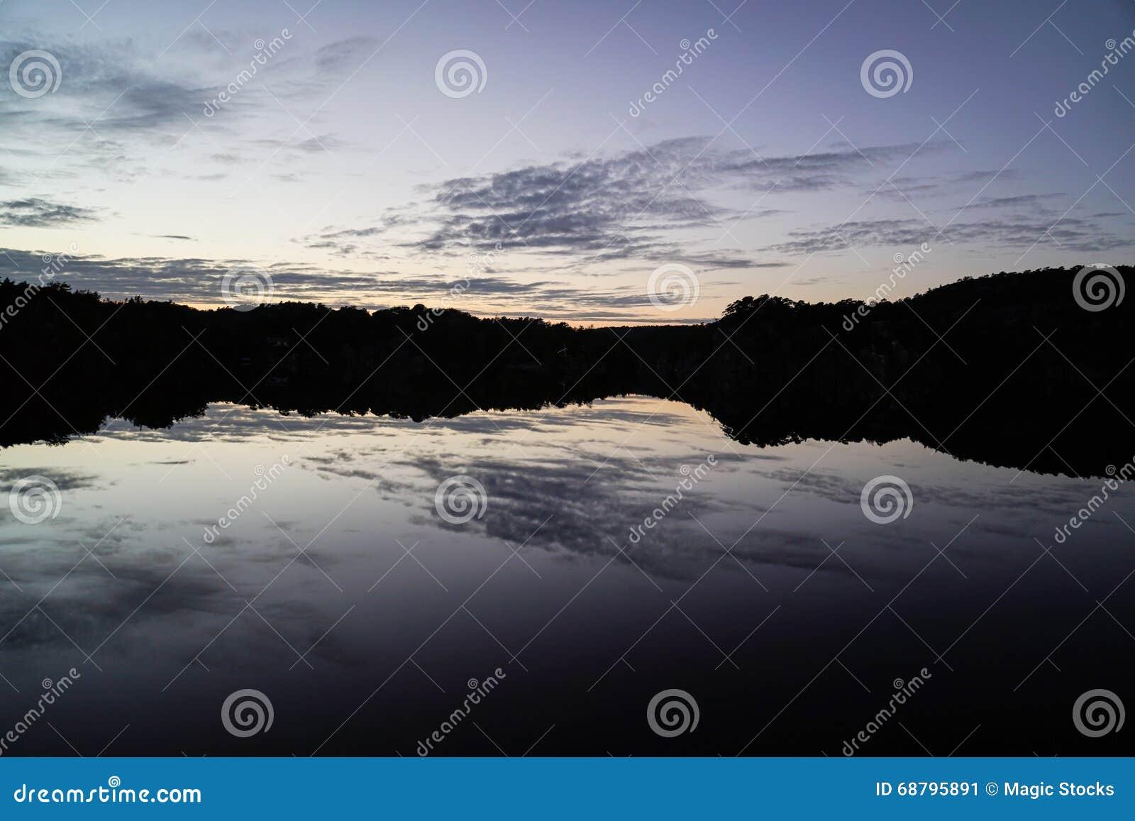 Lago Glassy