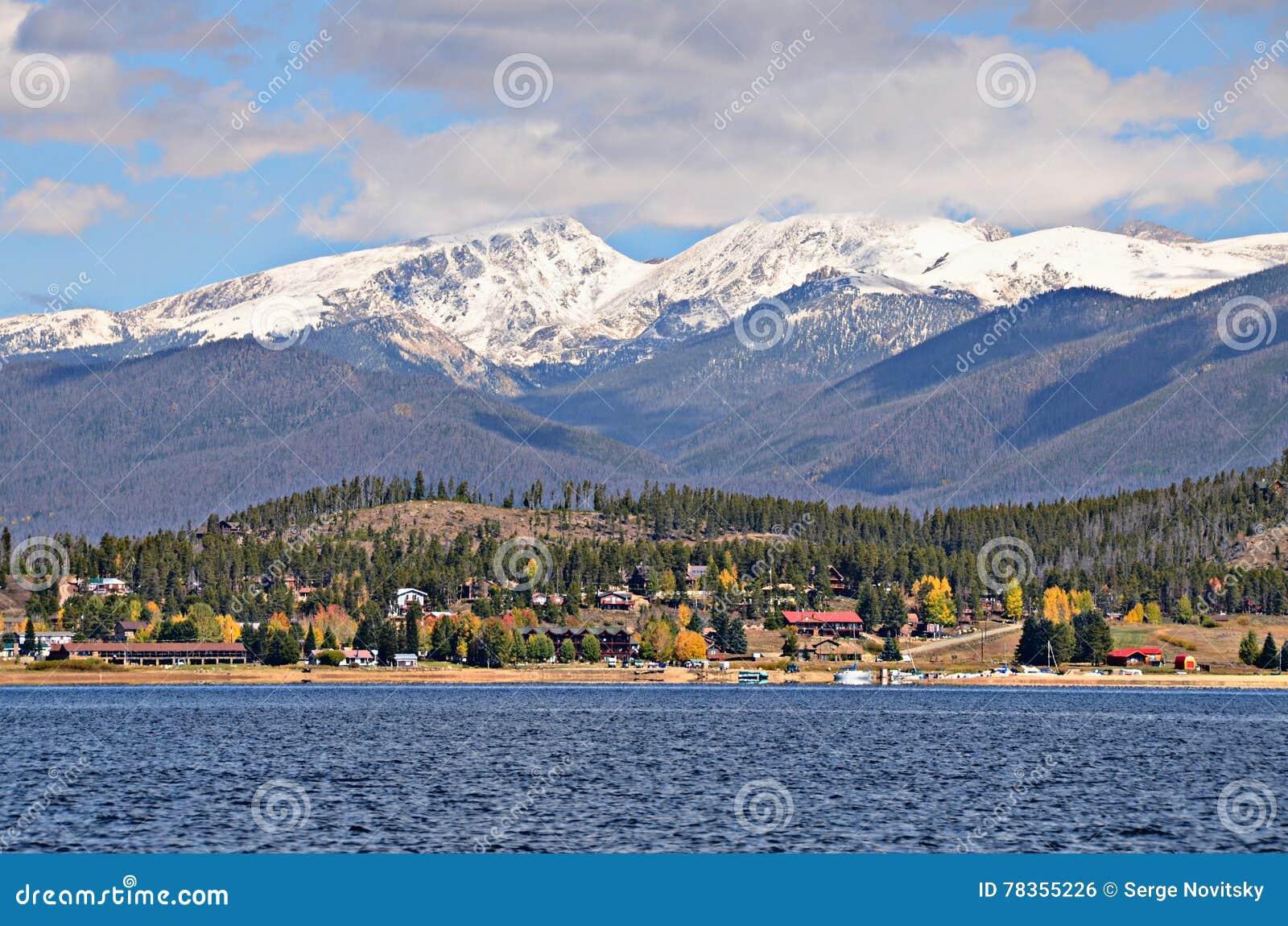 Lago Granby, Colorado
