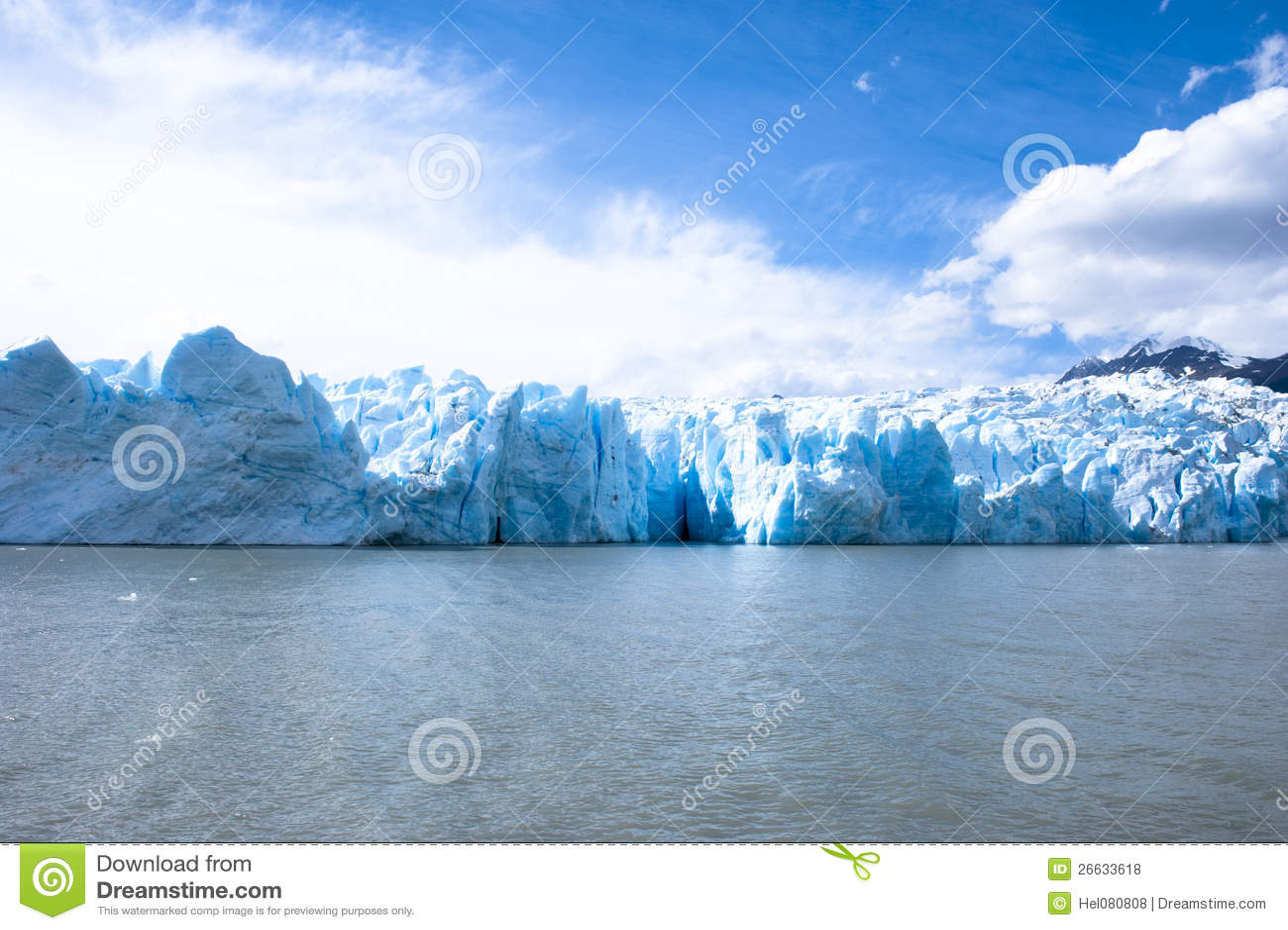 Lago Grey - Grey glacier - Chile