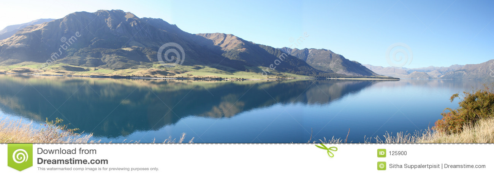 Lago Hawea, Nuova Zelanda