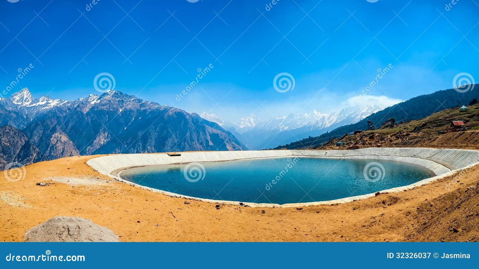 Lago Himalayan