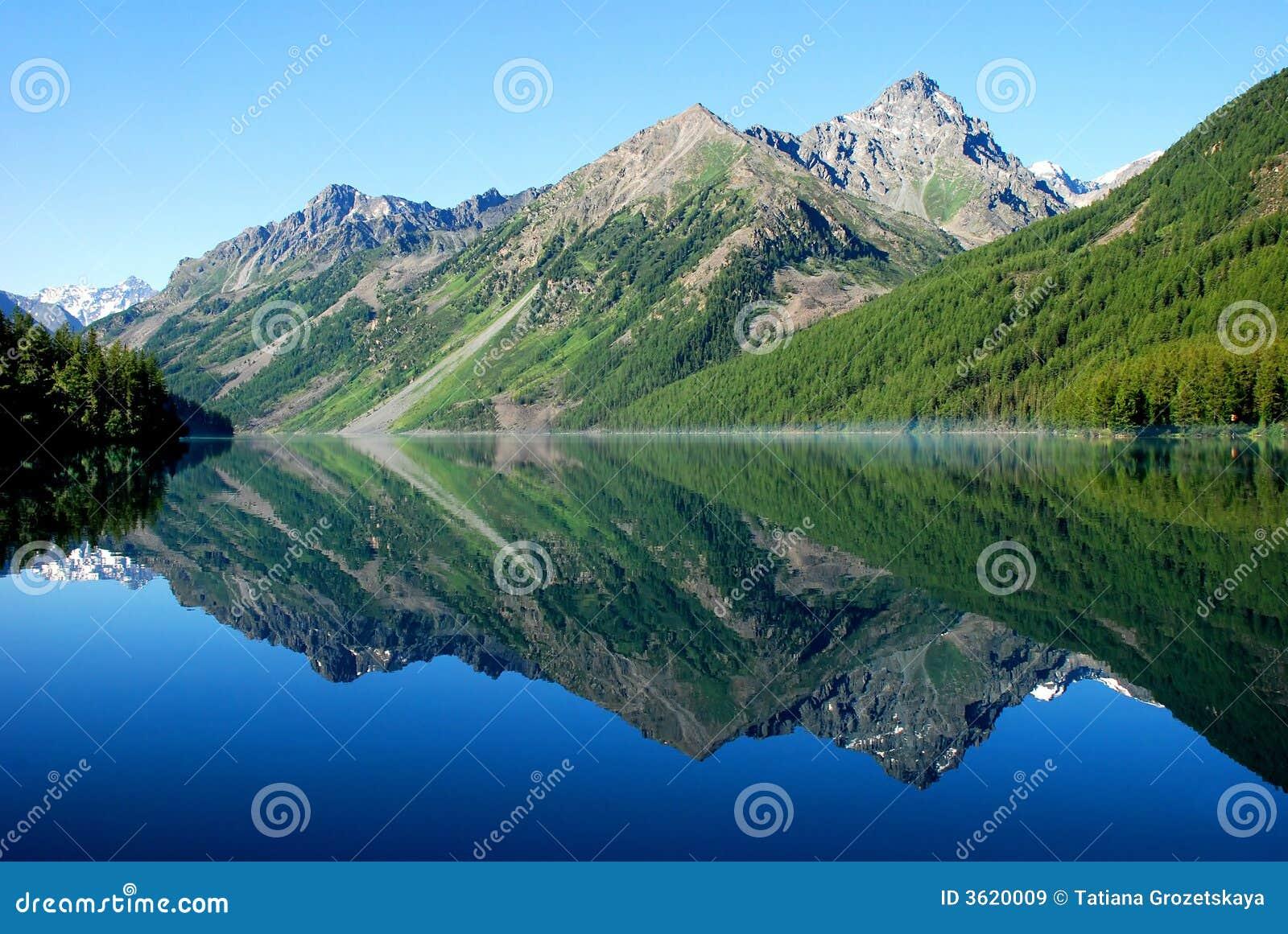 Lago Kucherlinskoe, Altai
