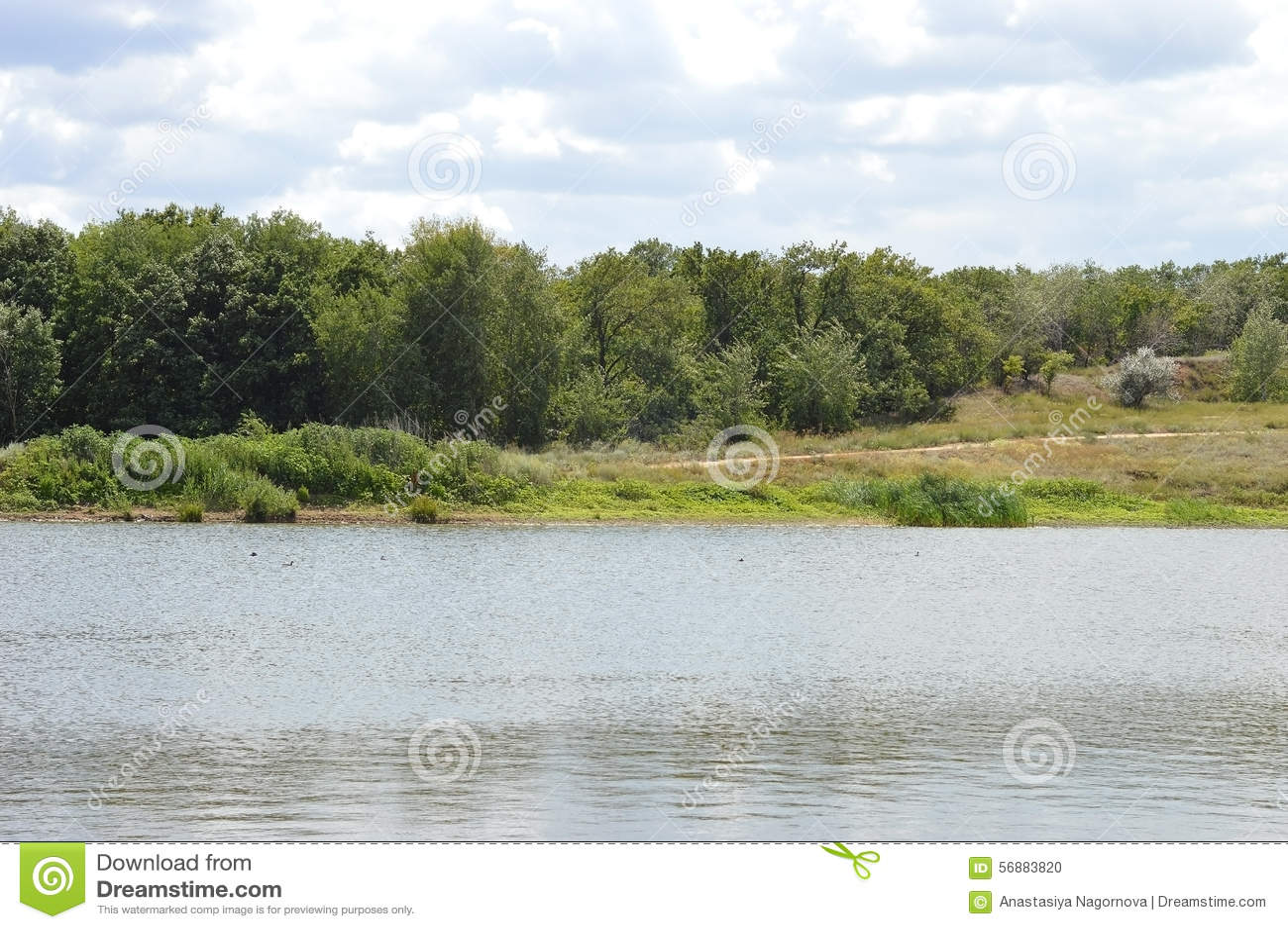 Lago landscape