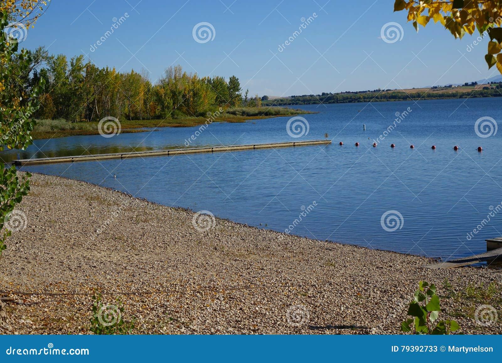 Lago Lowell - Idaho