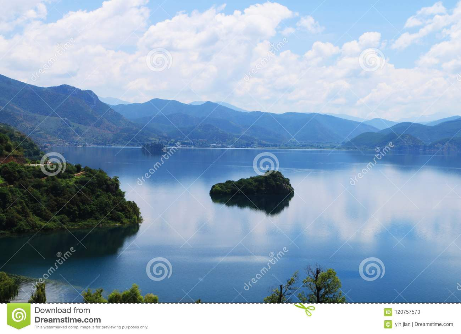 Lago Lugu, Lijiang, Yunnan, China