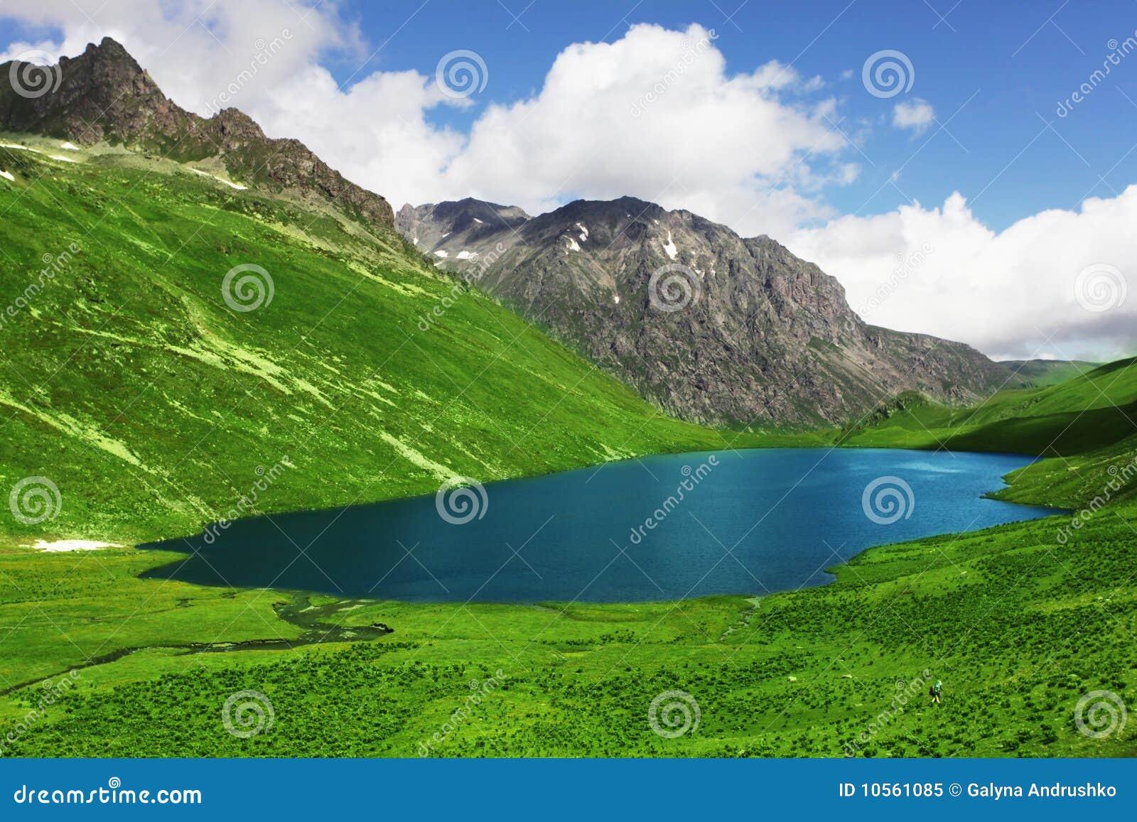 Lago mountain