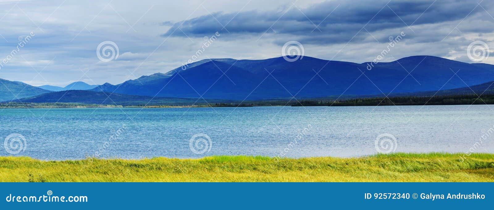 Lago nel Canada