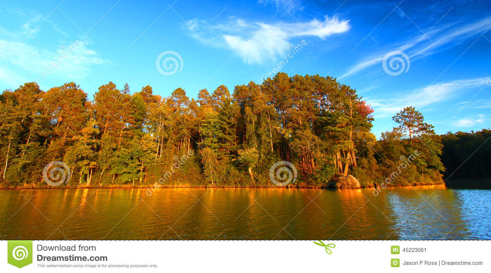 Lago Northwoods Wisconsin Sweeney