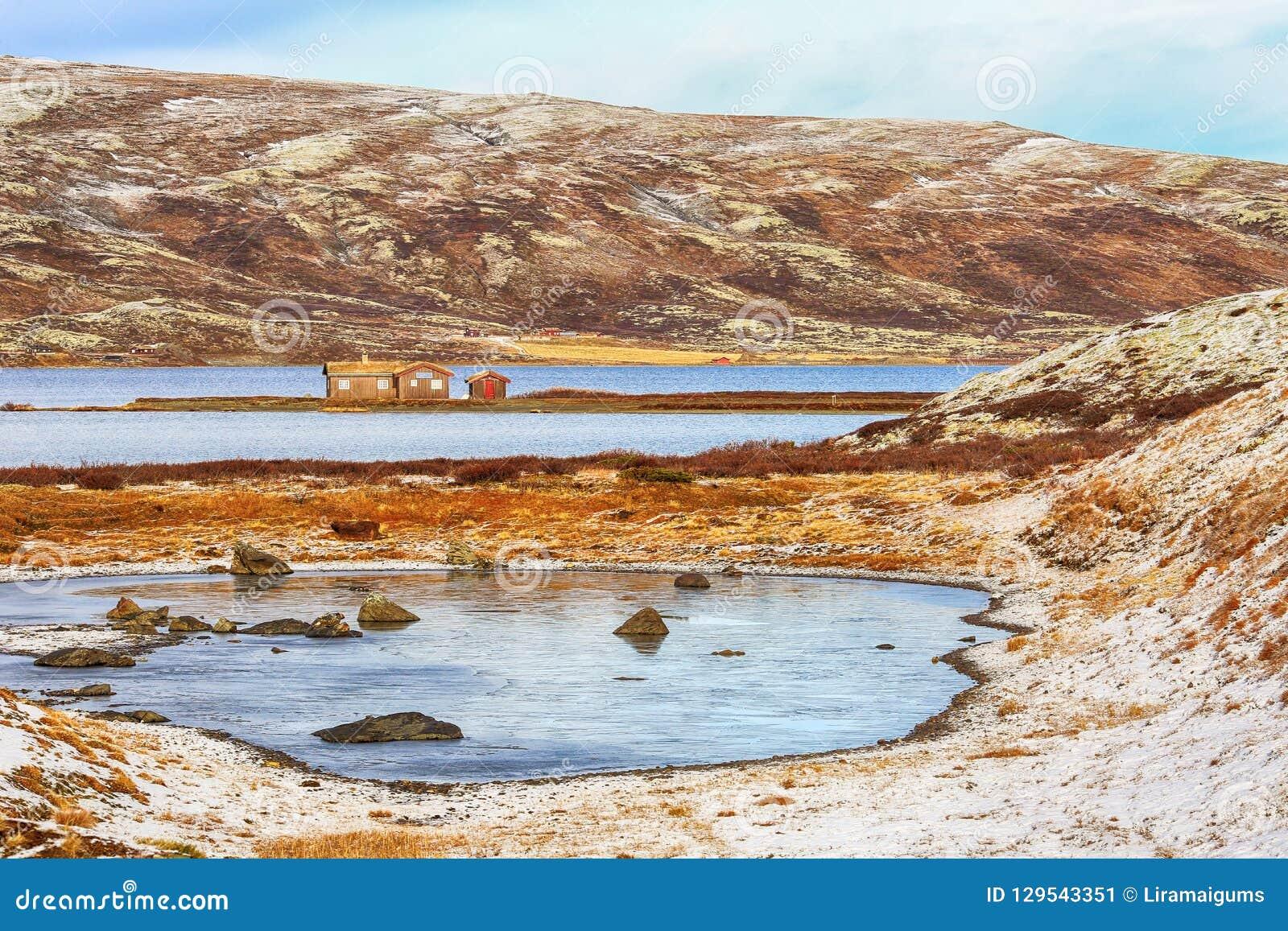 Lago Orkel, Norvegia