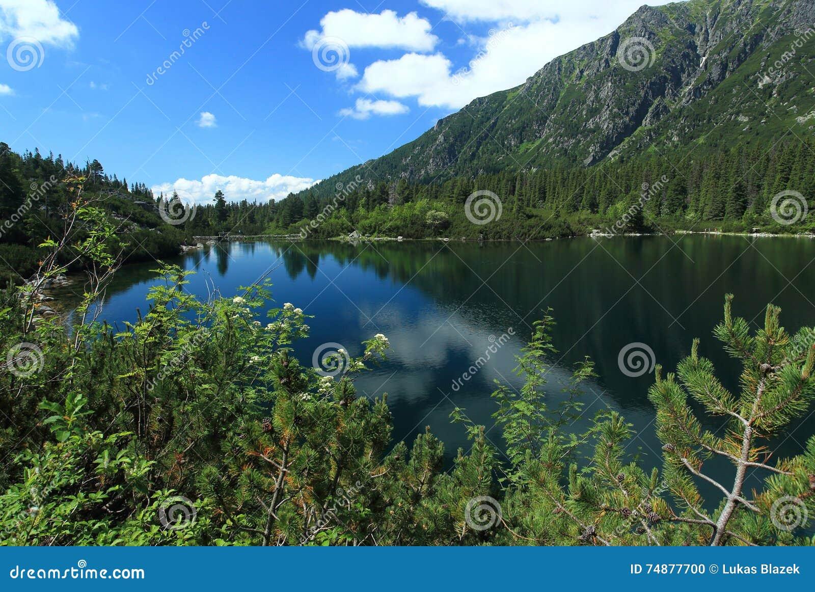Lago Poprad