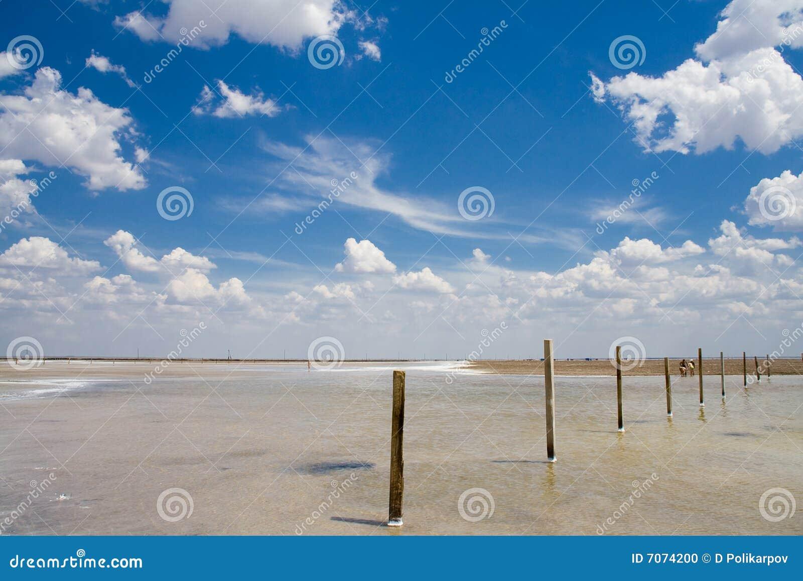 Lago salt