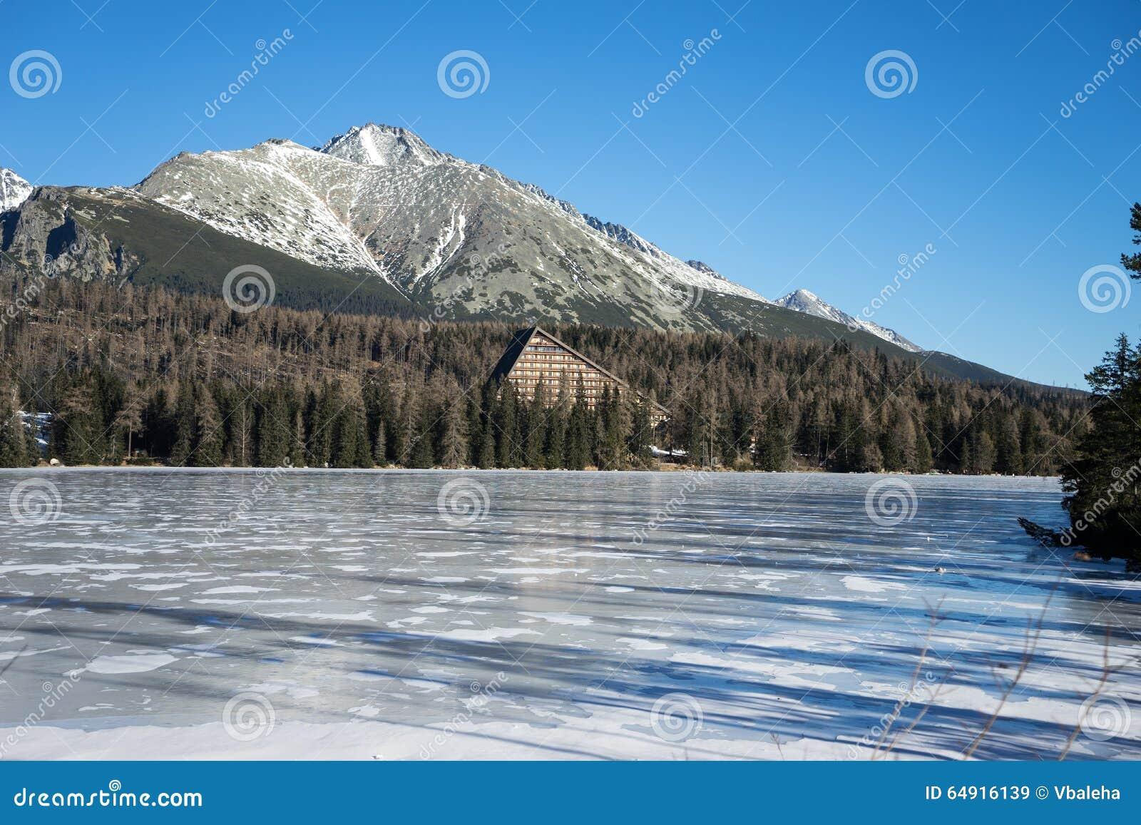 Lago Strbske Pleso
