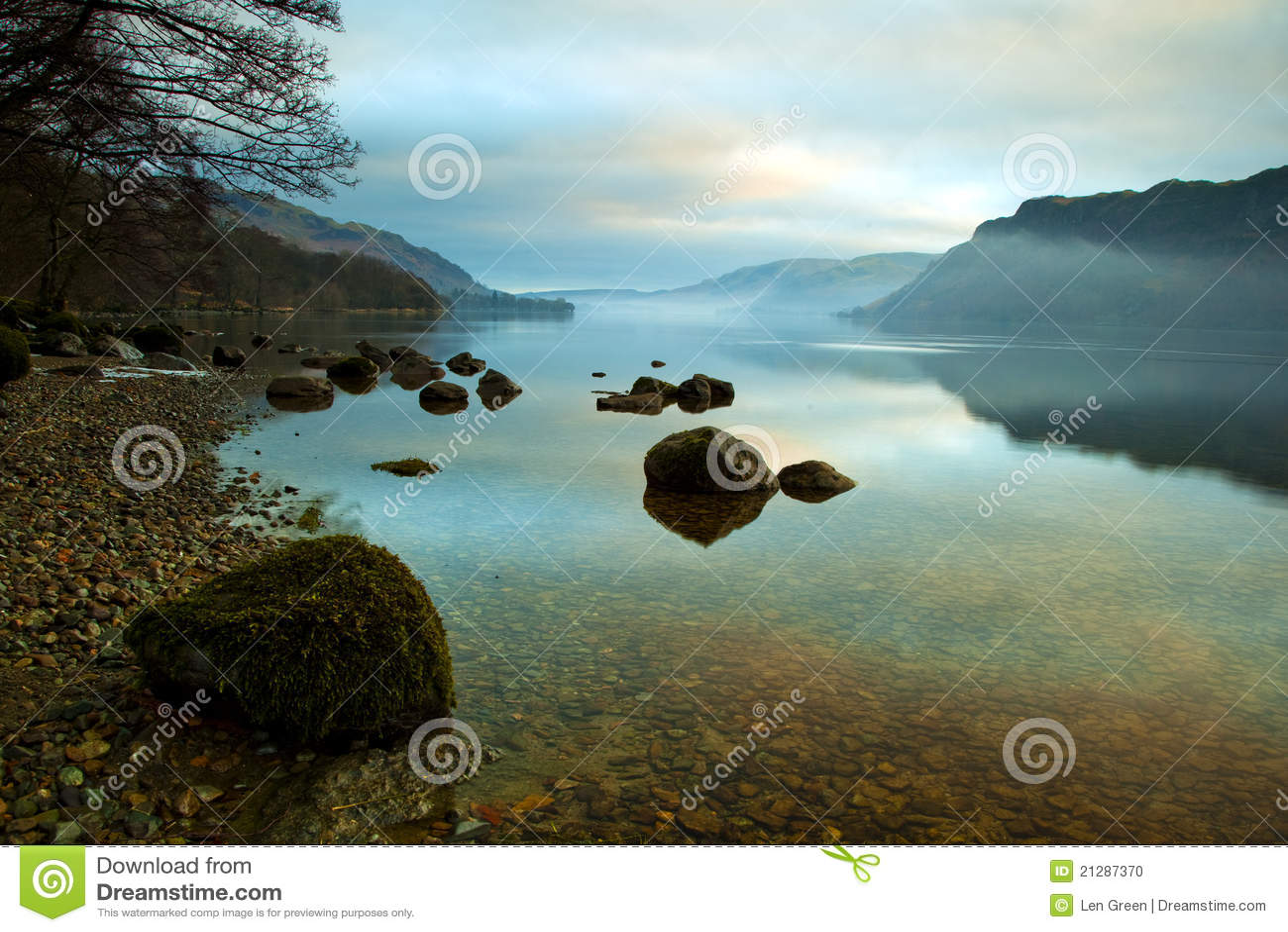 Lago Ullswater