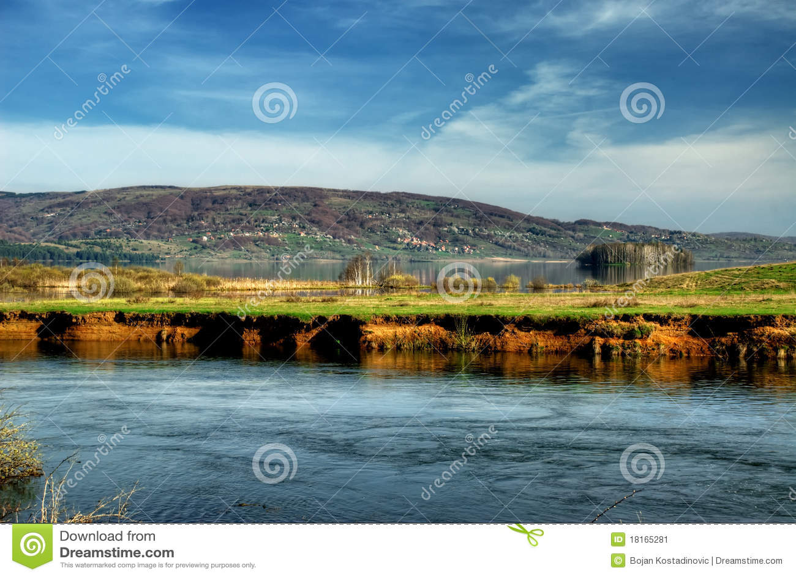 Lago Vlasina