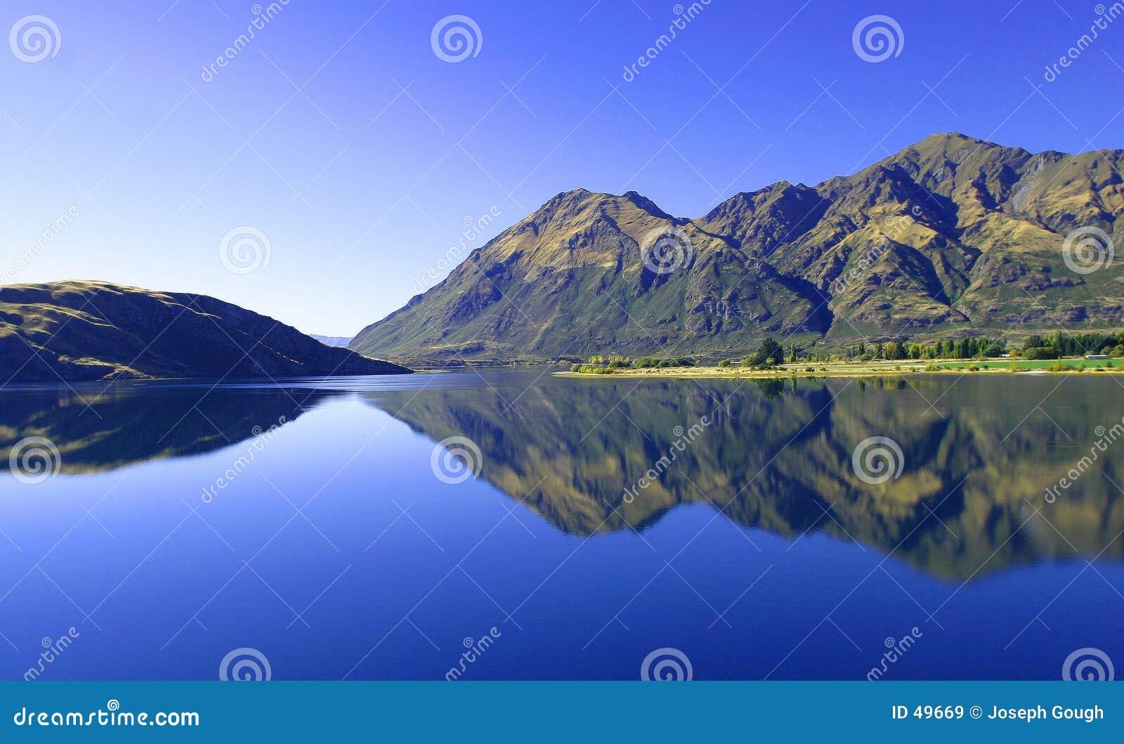 Lago Wanaka, Nueva Zelandia