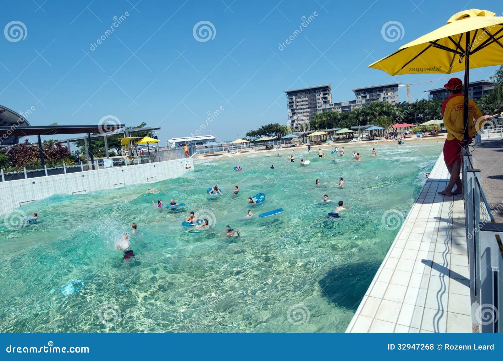 Lagoa da onda, Darwin