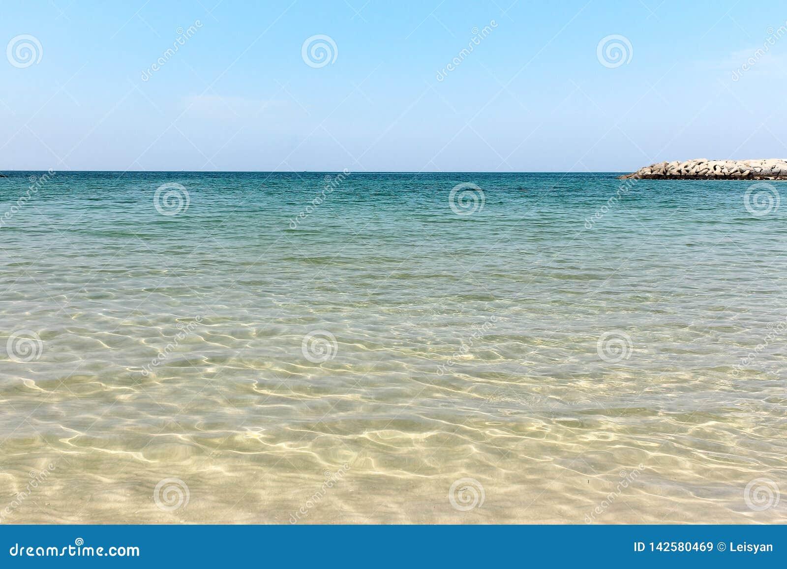 Lagoon Beach At Sunny Day Stock Image Image Of Aquamarine