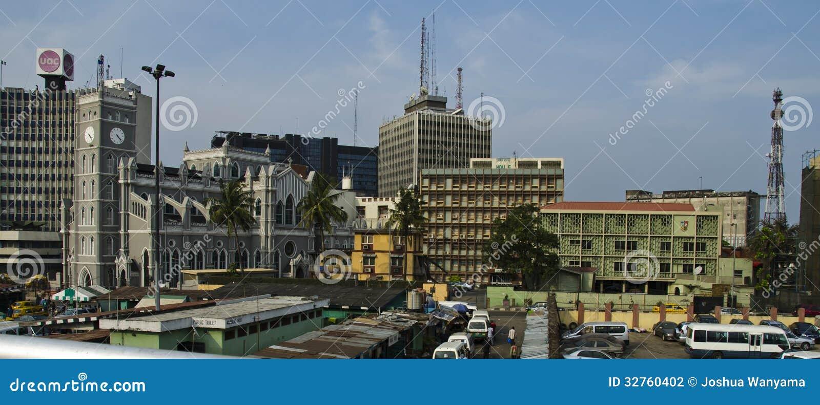 Lagos du centre