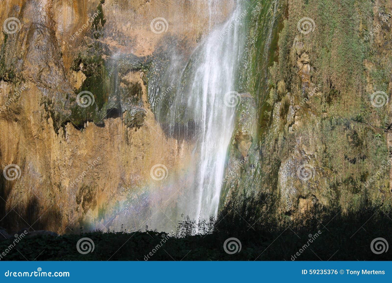 Download Lagos Plitvice foto de archivo. Imagen de bosque, lago - 59235376