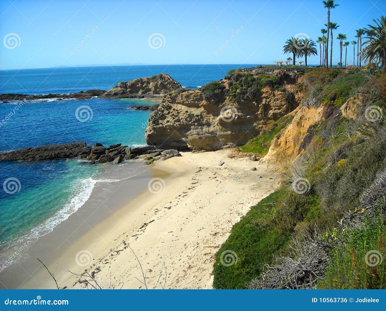 Laguna Beach Kalifornien stockfoto. Bild von cali, felsen ...  Laguna Beach Ka...