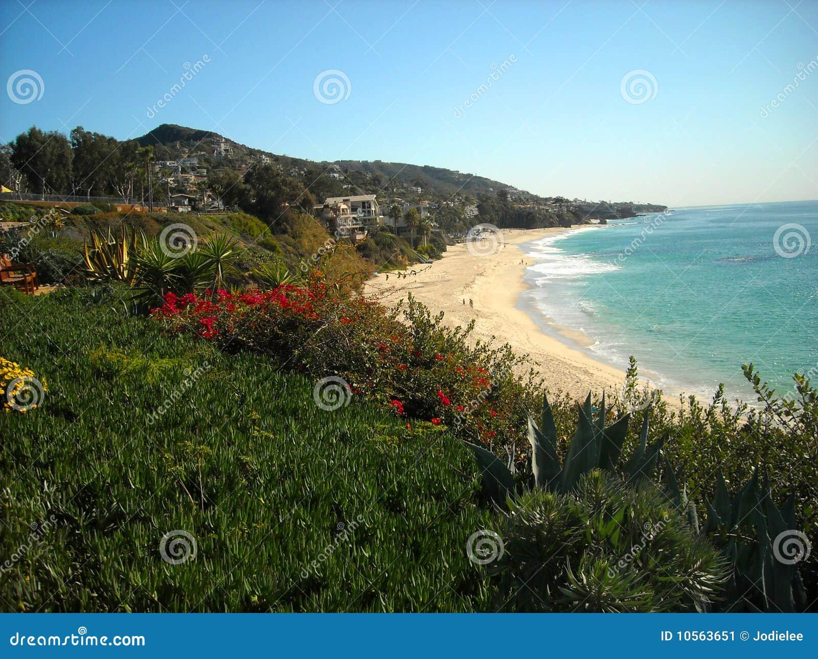 Laguna Beach la Californie