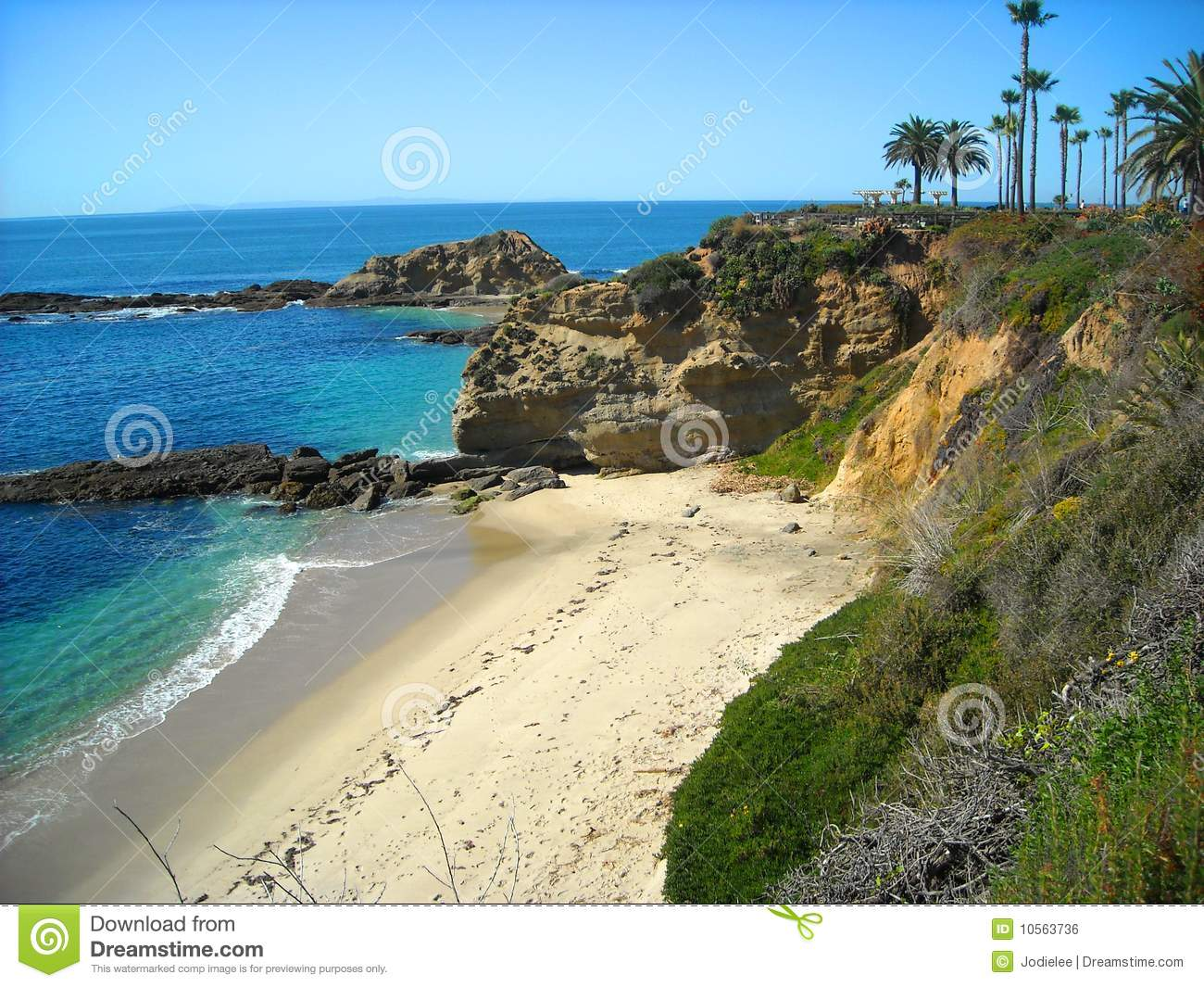 Laguna Beach la Californie