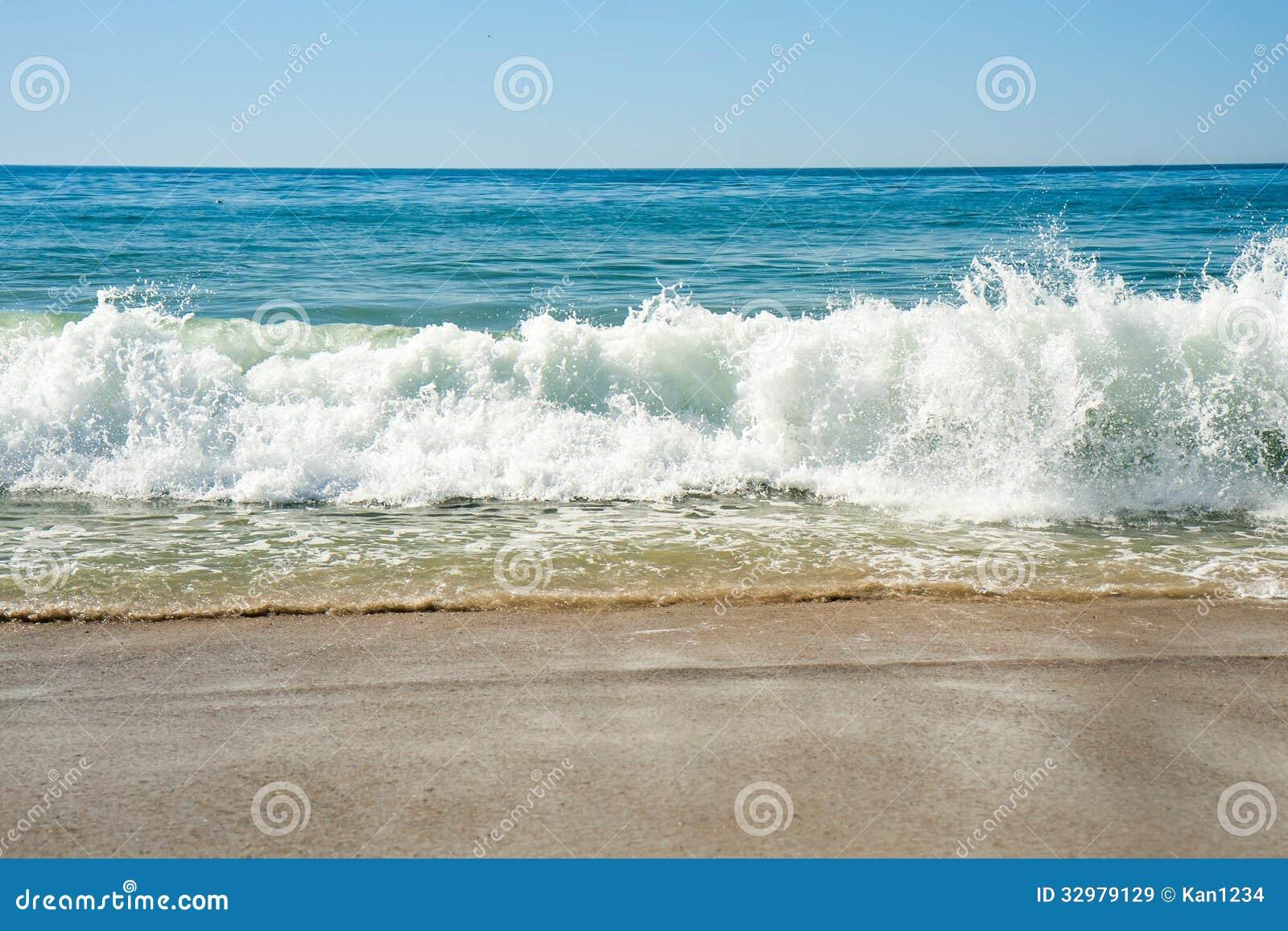 Laguna Beach-Welle