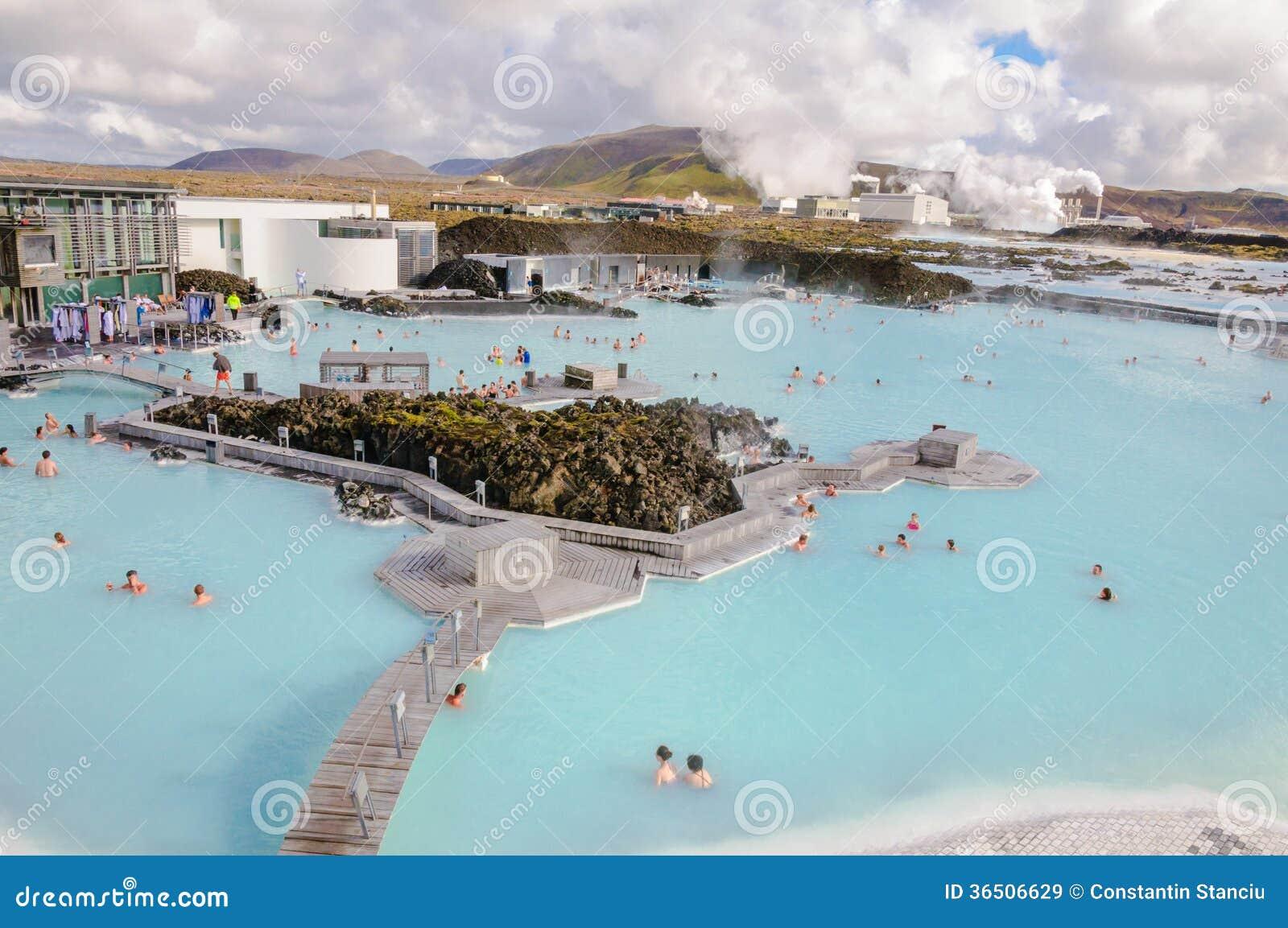 Favoloso Laguna Blu - Centro Islandese Famoso Della Stazione Termale  NJ64