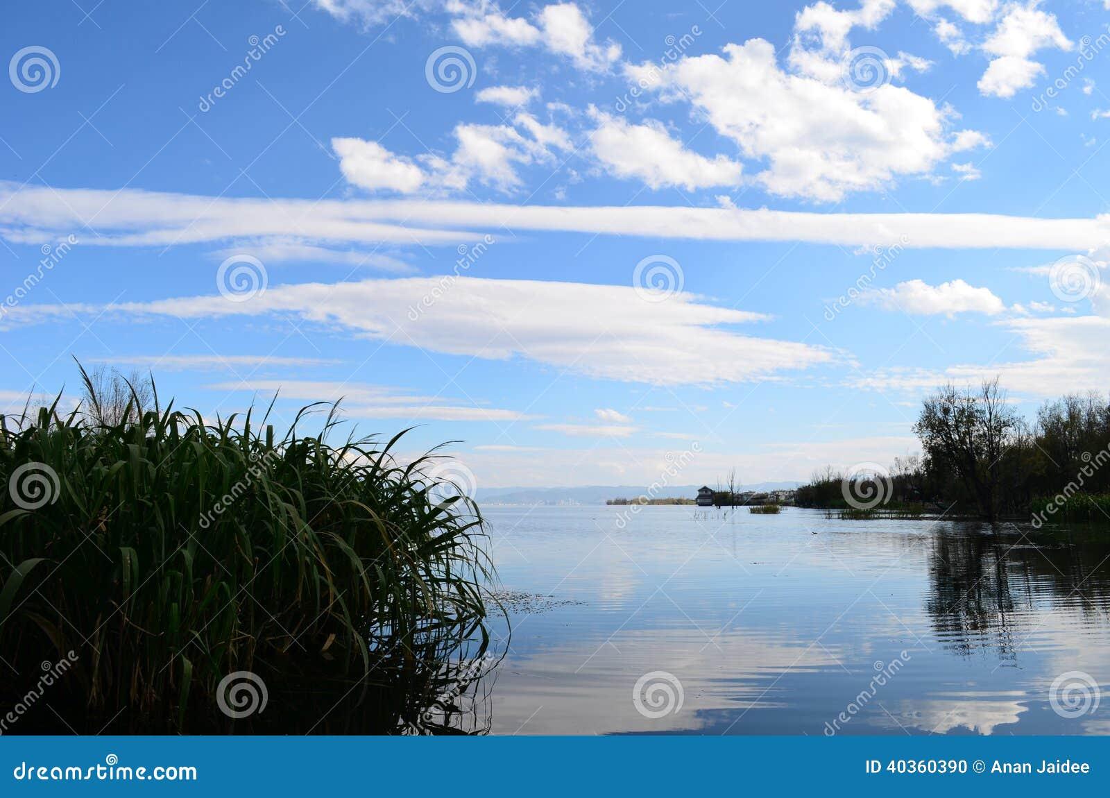 Laguna de Erhai