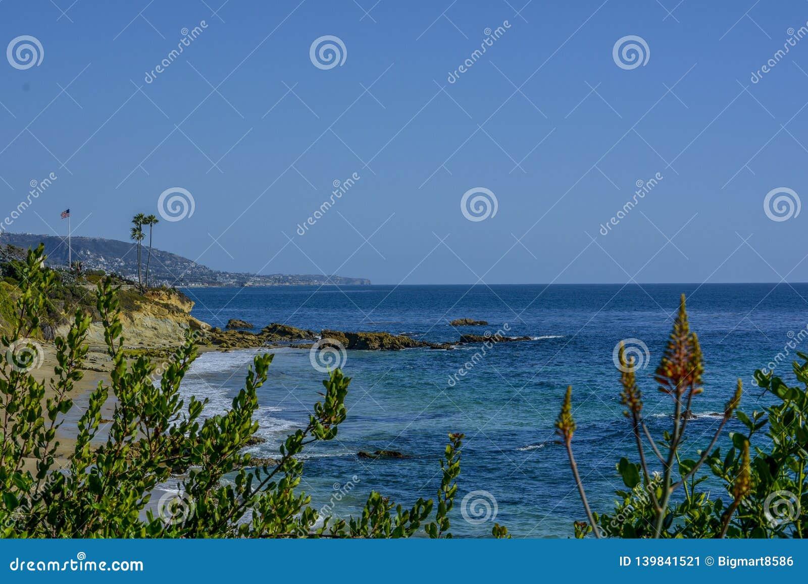 Laguna strand Vreedzame Oceaankust