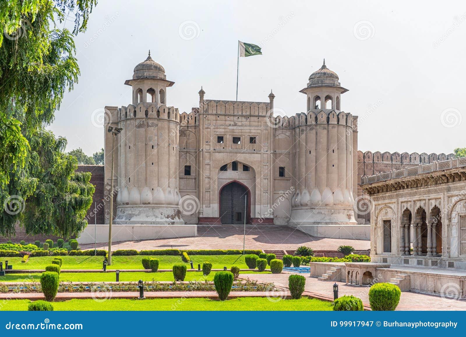 Lahorefort, Lahore, Punjab, Pakistan