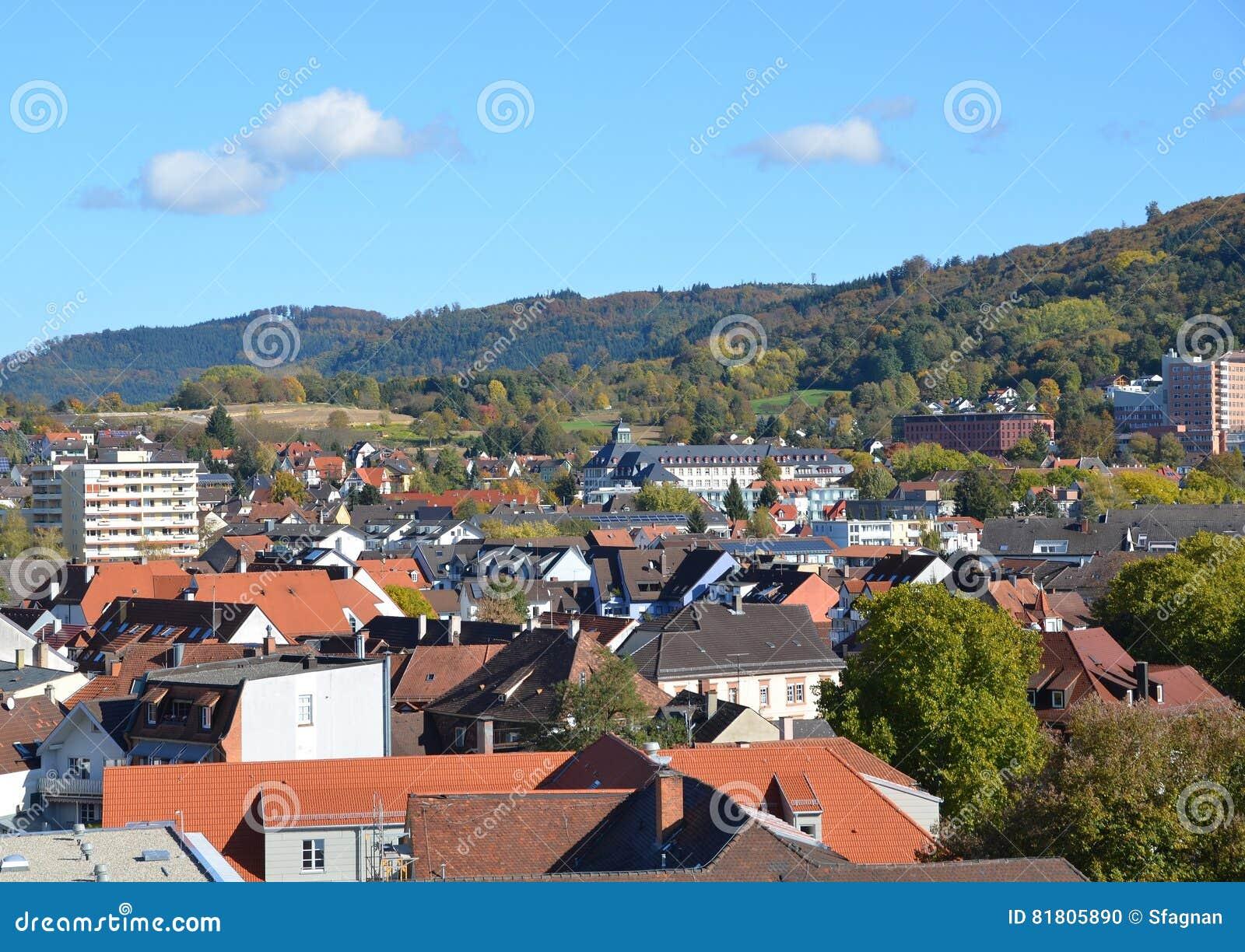 Lahr городское, воздушный