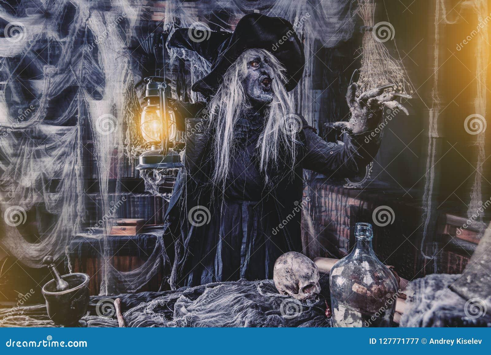 Lair zła czarownica