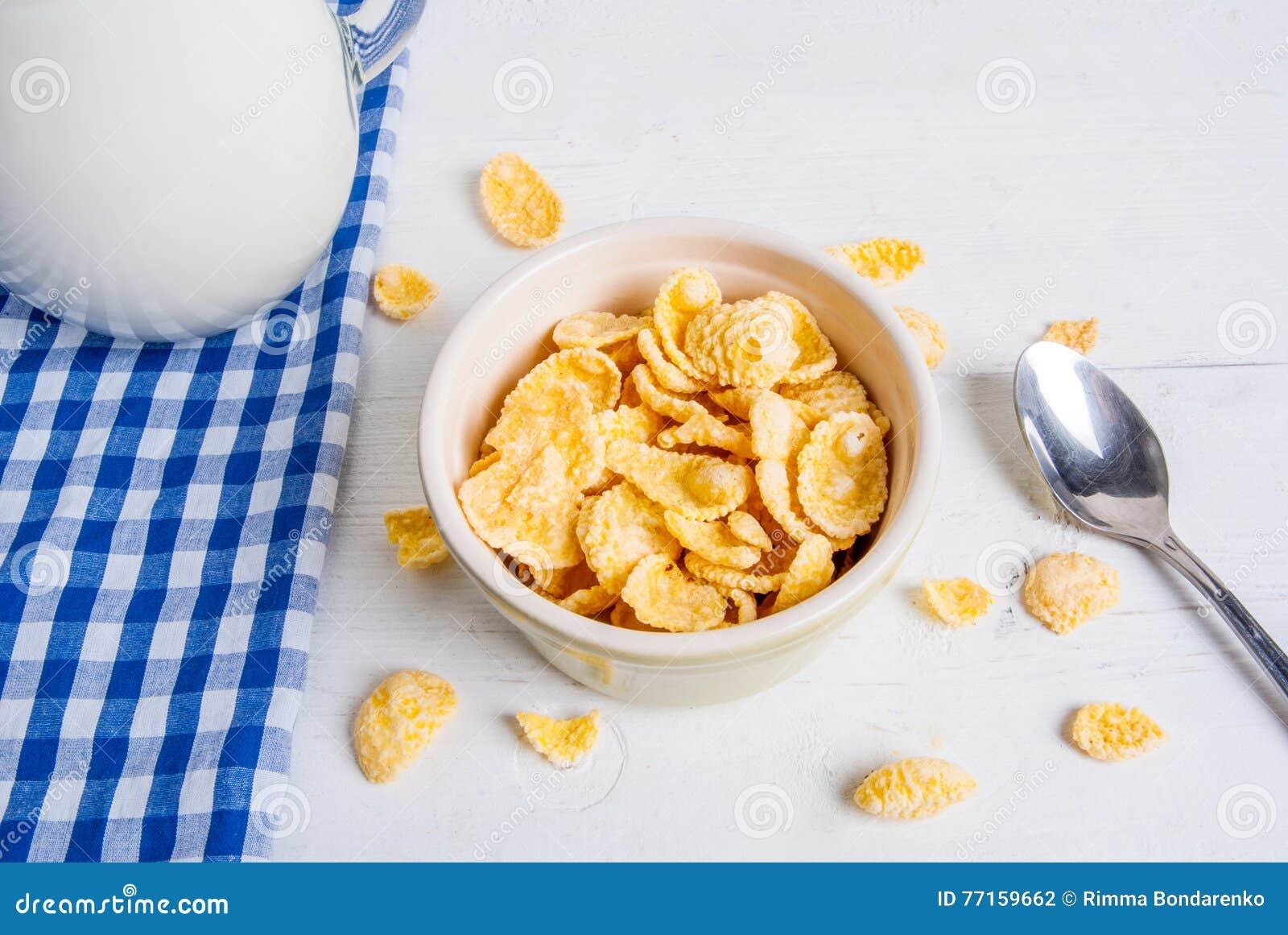 Lait de cornflakes