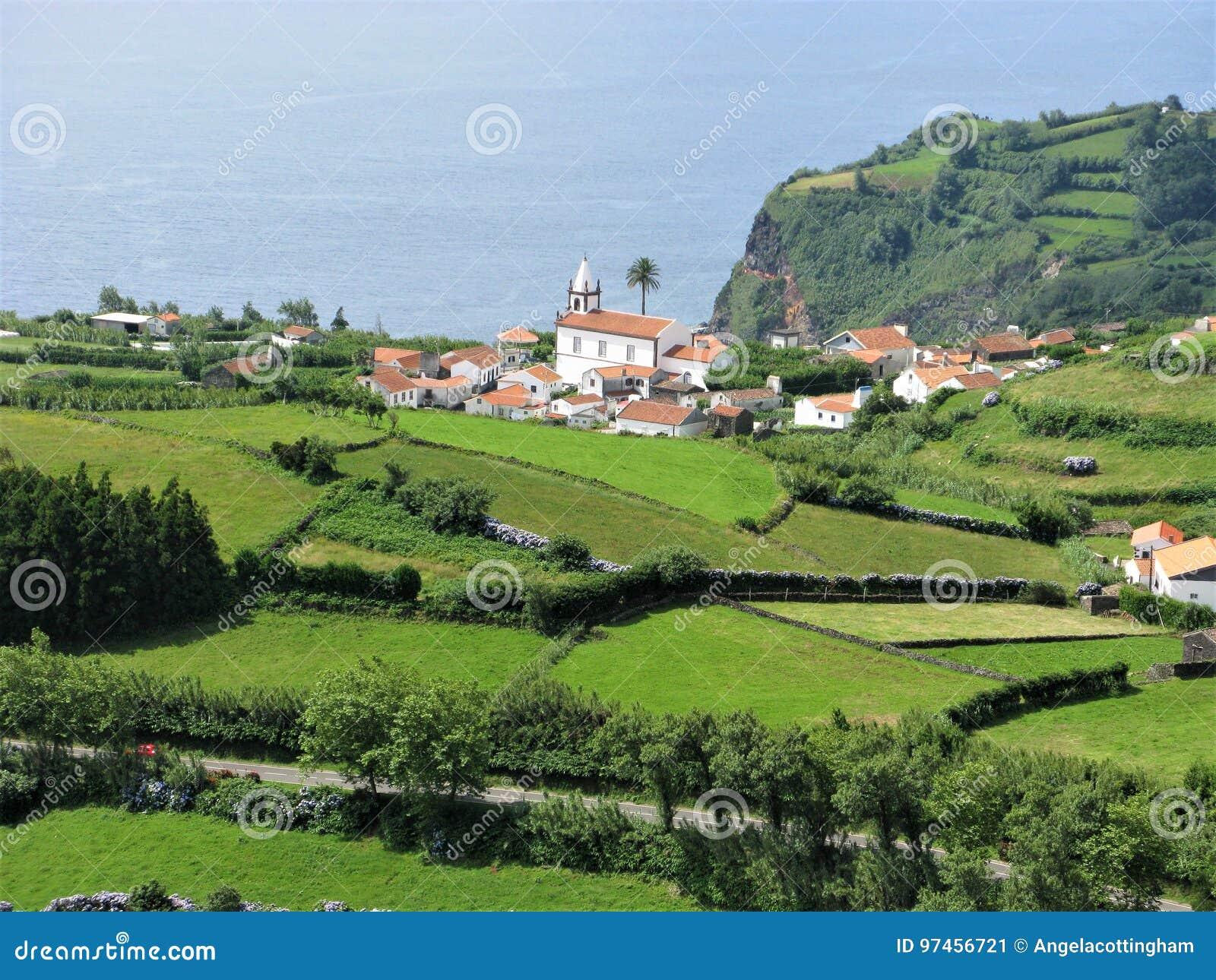 Lajes das Flores, Flores ö, Azoresna