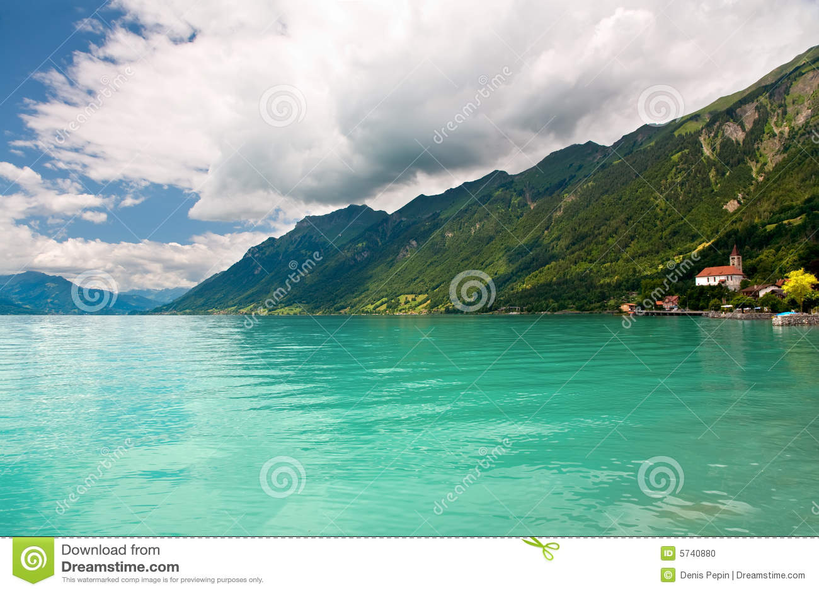 Lake Brienz, Berne Canton, Switzerland