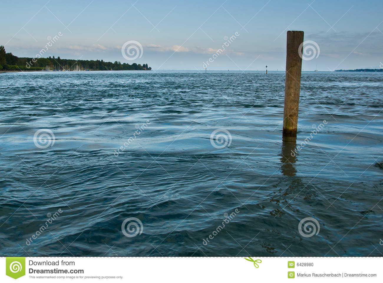 Constance Germany  City pictures : Lake Constance Germany Stock Photo Image: 6428980