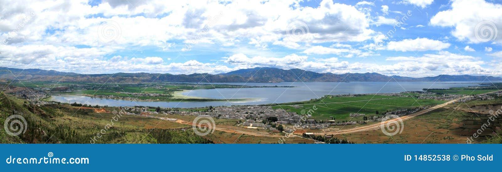 Lake - Dali Erhai Lake