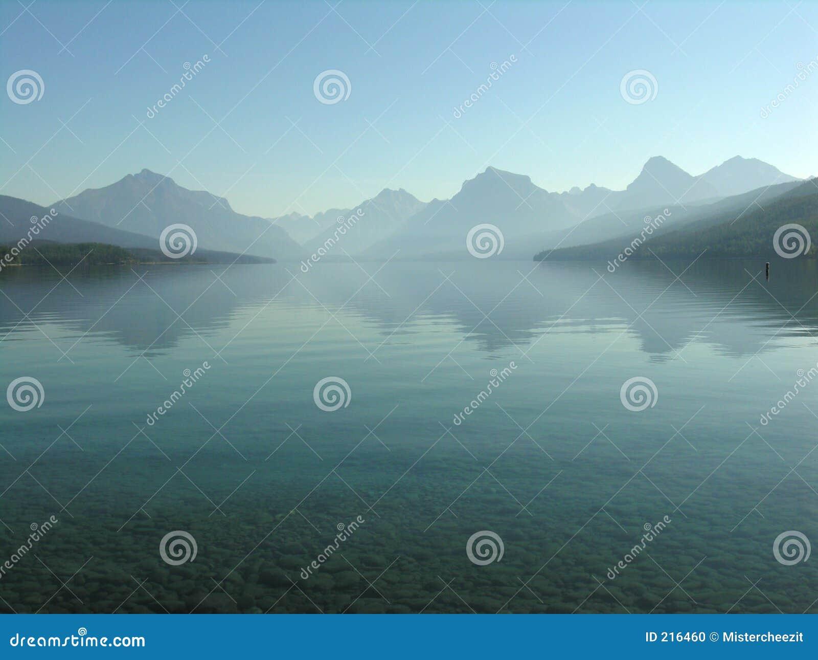 Lake dimmiga mcdonald