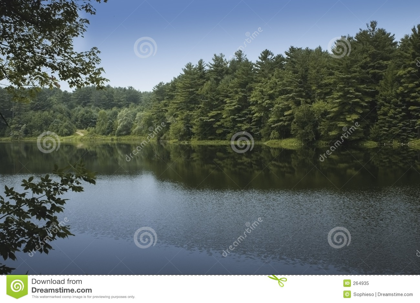 Lake fridsamma vermont